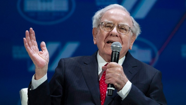 Berkshire Hathaway Chairman and CEO Warren Buffett