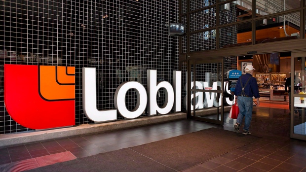 Loblaws location on Carlton Street in Toronto