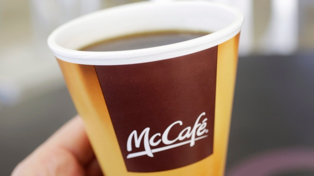 McDonald's to bring bottled McCafe drinks to store shelves