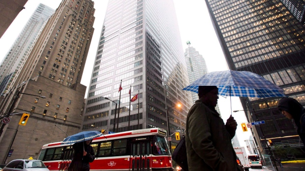 Canada's banks begin reporting their fiscal fourth-quarter earnings on November 29