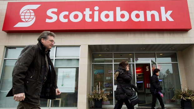 Scotiabank in Toronto
