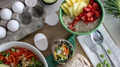 Freshii is known for its salads, wraps and rice bowls