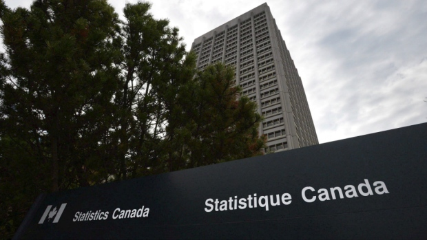 The Statistics Canada offices at Tunney's Pasture in Ottawa