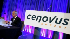 Cenovus Energy President and CEO Brian Ferguson