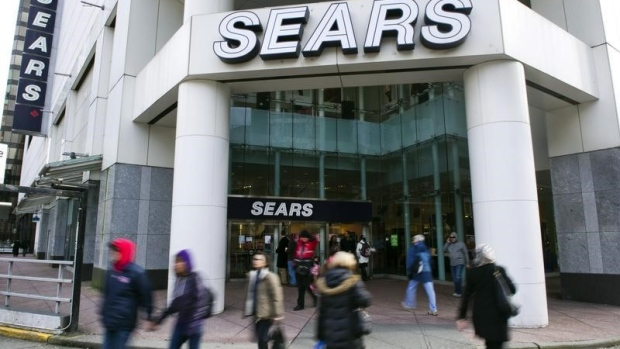 Sears could file for bankruptcy as soon as this week