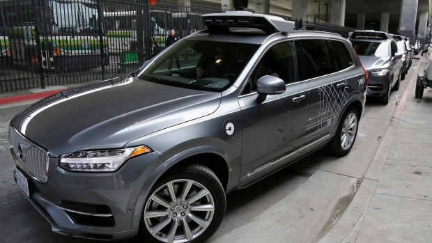 Uber claims self-driving auto jumping red light was 'human error'