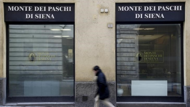 More Italian Bank Restructuring