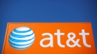 An AT&T sign is seen outside a branch in Rolling Meadows, Illinois, U.S., October 24, 2016.