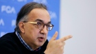 Fiat Chrysler Automobiles CEO Sergio Marchionne addresses the media at the 2016 Detroit Auto Show