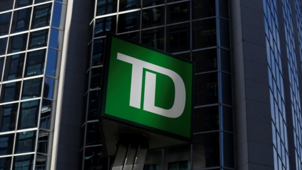 TD shares see biggest one-day decline since 2009 on sales