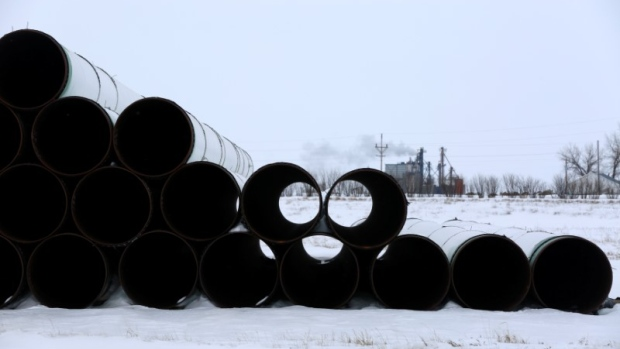 TransCanada renews application to build Keystone XL pipeline