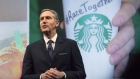 Starbucks Corp Chief Executive Howard Schultz