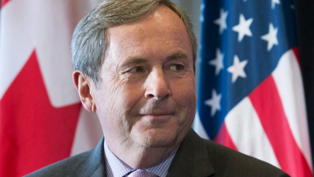 David MacNaughton, Canada's Ambassador to the United States
