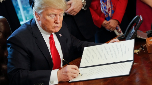 Trump to submit budget plan to Congress in mid-March ...Trump Executive Order Tonight
