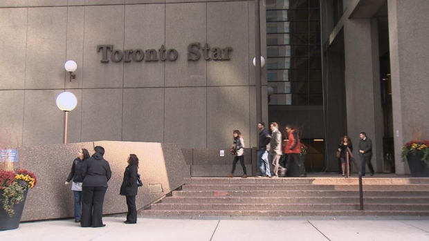 Toronto Star office