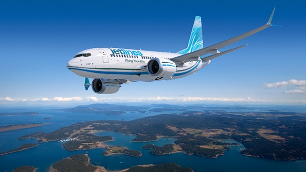 Jetlines has ordered new technology Boeing 737MAX aircraft, as depicted, for delivery in 2023.