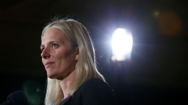 Canada's Environment Minister Catherine McKenna takes part in a news conference during the First Ministers' meeting in Ottawa article image