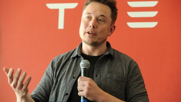Founder and CEO of Tesla Motors Elon Musk