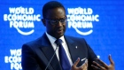 Tidjane Thiam, Chief Executive Officer of Swiss bank Credit Suisse