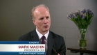 Canada Pension Plan Investment Board President and CEO Mark Machin