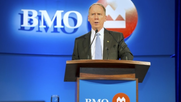 Bank of Montreal (BMO) Financial Group President and Chief Executive William Downe