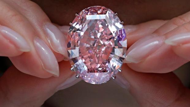 'Pink Promise' Diamond