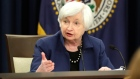 Federal Reserve Chair Yellen speaks during a news conference in Washington