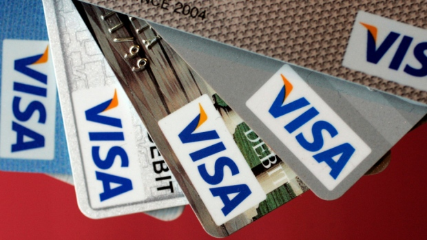 Visa's quarterly profit boosted by Europe unit