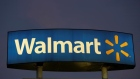 A logo of Walmart is seen in one of the stores in Monterrey