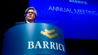 Executive Chairman of Barrick Gold John Thornton