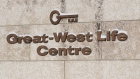Great-West Lifeco world headquarters is pictured in Winnipeg