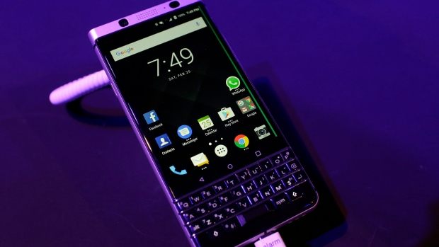 BlackBerry KEYone preorders begin May 18