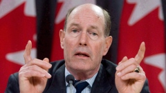 Former Bank of Canada Governor David Dodge