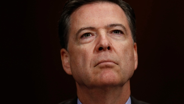 Trump told Russians firing nut job Federal Bureau of Investigation director Comey eased pressure
