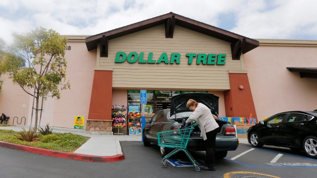 Dollar Tree profit falls 13.8 pct on impairment charge