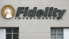 A Fidelity Investments store logo is pictured on a building in Boca Raton, Florida March 19, 2016