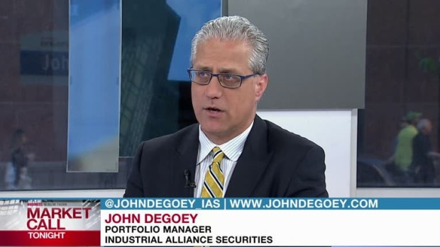 John DeGoey's Top Picks: June 8, 2017