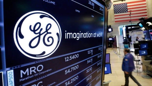 GE shares slide on 'uncertainty'