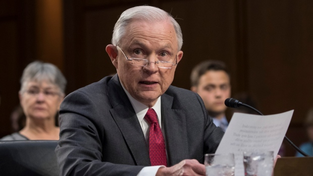 Sessions calls allegations of collusion with Russian Federation  appalling