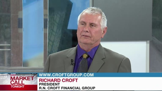 Richard croft options trading