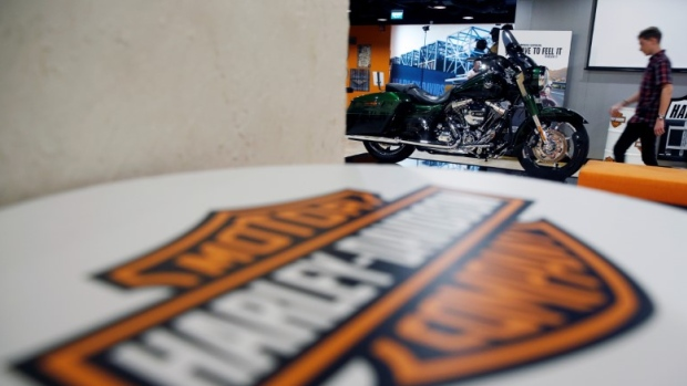 Harley-Davidson profit is wiped out by Donald Trump's tariffs
