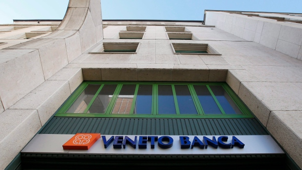 Italy to Bail Out Two Venice Banks With $19 Billion Rescue Package