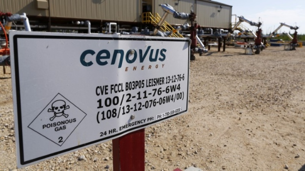 Cenovus Energy, Fort McMurray, Alberta