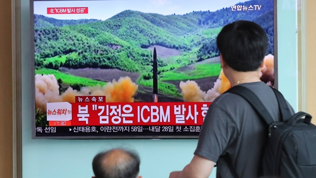 BNN's Daily Chase: Tension heats up over North Korea, CRA