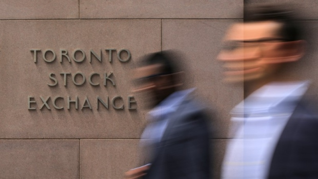 TSX falls as United States  politics weighs, metals decline