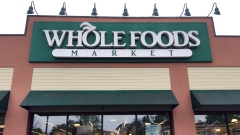 A Whole Foods Market in Andover, Mass.