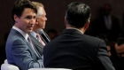 Justin Trudeau answers questions from Governors at the National Governors Association summer meeting