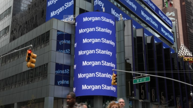Morgan Stanley Profit Rises 11 4 Driven By Investment