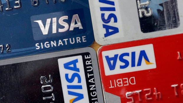 Visa Inc. (NYSE:V) PT Raised to $106.00