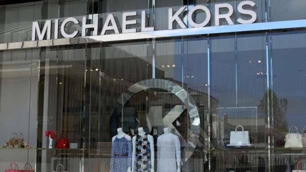 add7097608e Michael Kors lifts revenue forecast amid Jimmy Choo acquisition - BNN  Bloomberg